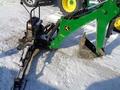 2008 John Deere 260 Backhoe and Excavator Attachment