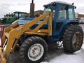 1982 Ford New Holland 7710 Tractor