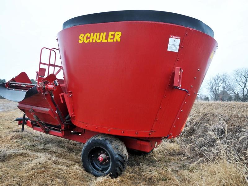 Schuler 5020 Grinders and Mixer