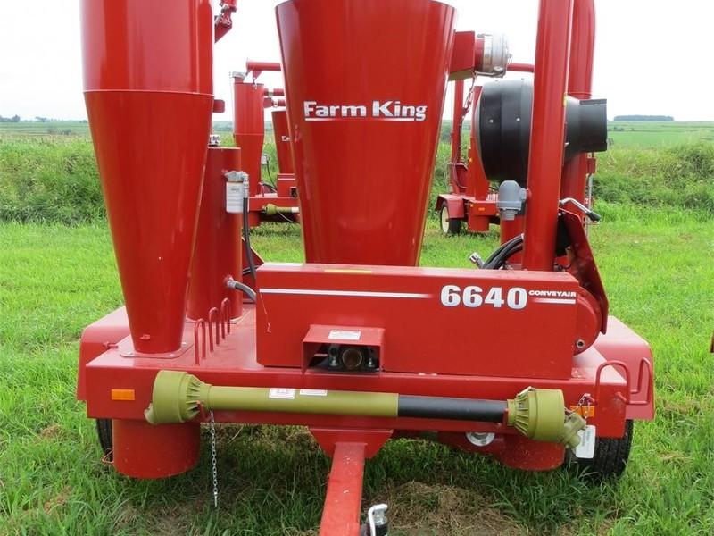 2018 Buhler ConveyAir 6640 Grain Vac