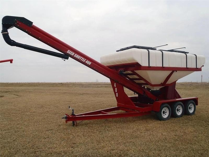 2018 Norwood SS400 Seed Tender
