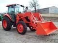 2015 Kubota M6060HDC Tractor