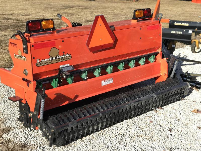 Used Land Pride Drills for Sale   Machinery Pete