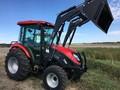 2017 TYM T554HST Tractor