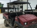 2015 Kawasaki Mule 4010 4x4 ATVs and Utility Vehicle
