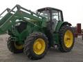 2016 John Deere 6195M Tractor