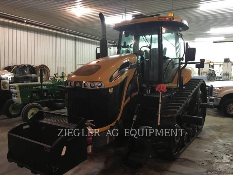 2012 Challenger MT755C Tractor