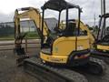 2015 Yanmar VIO55-6A Excavators and Mini Excavator