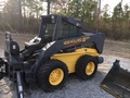 2001 New Holland LS190 Skid Steer