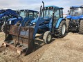 2000 New Holland TS110 Tractor