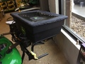 John Deere Spreader Pull-Type Fertilizer Spreader