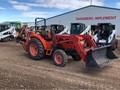 Kioti DK35 Tractor