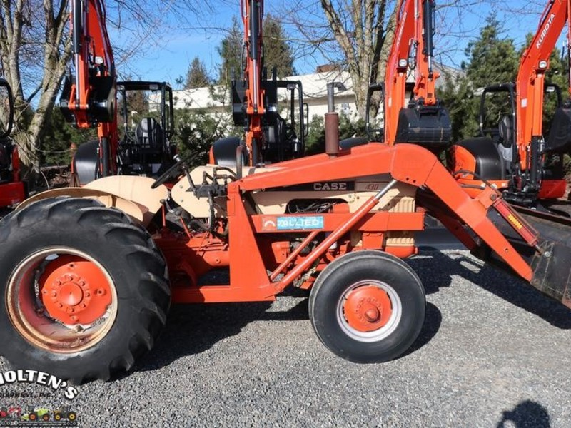 1961 J.I. Case 440 Tractor