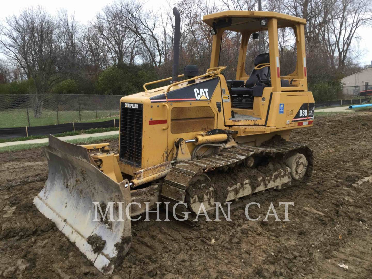 2004 Caterpillar D3G XL Dozer