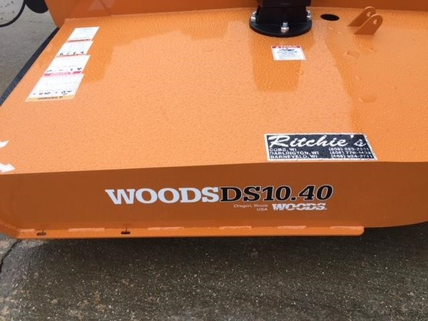 2018 Woods DS10.40 Rotary Cutter