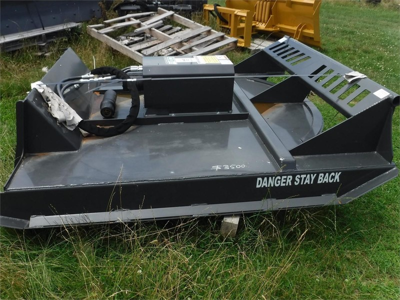 2016 CID 72HDBC Loader and Skid Steer Attachment