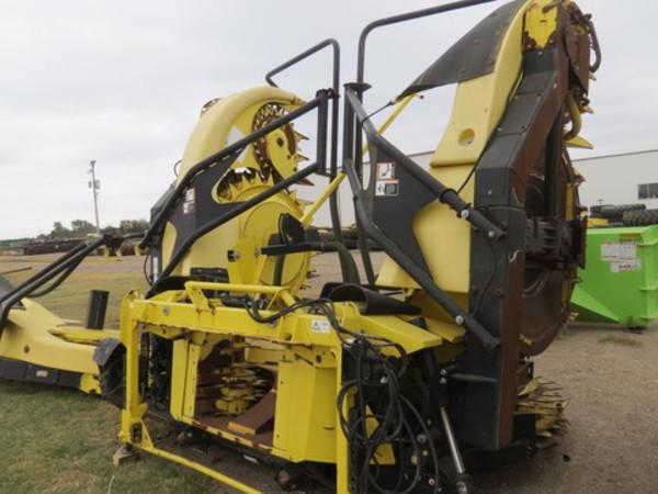 2010 John Deere 770 Forage Harvester Head Garden City Ks Machinery Pete