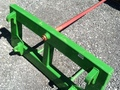 Horst Single Bale Spear Loader and Skid Steer Attachment