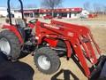 2016 Case IH Farmall 50C Tractor