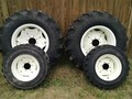 Titan 17.5L24 Wheels / Tires / Track