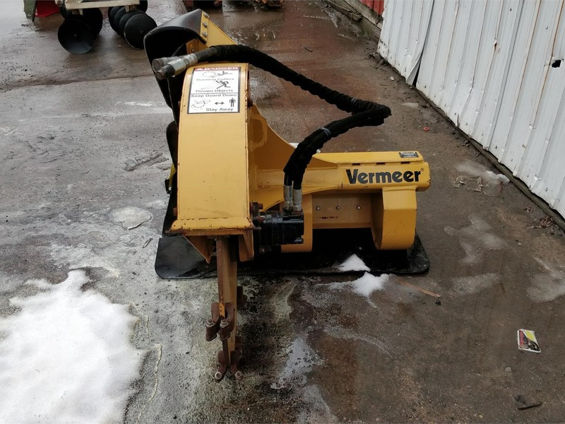 Vermeer RC14 Forestry and Mining