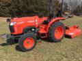 2018 Kubota L2501F Tractor