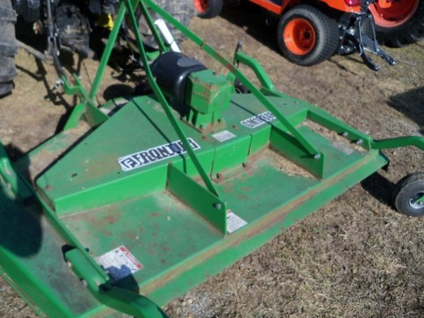 2005 Frontier GM1084 Rotary Cutter