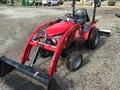 2014 Mahindra Emax 25L Tractor