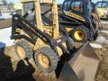 1990 New Holland L455 Skid Steer