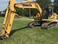 2013 Komatsu PC210 LC-10 Excavators and Mini Excavator