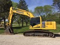 2014 Komatsu PC210 LC-10 Excavators and Mini Excavator