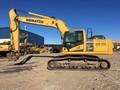 2014 Komatsu PC240 LC-10 Excavators and Mini Excavator
