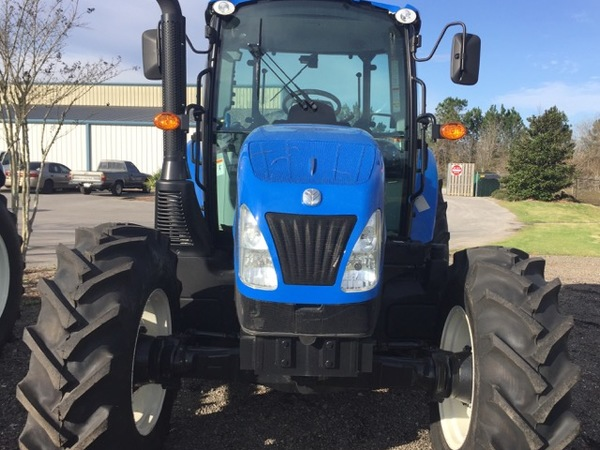 2017 New Holland T4.120 Tractor