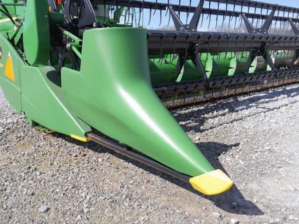 2012 John Deere 635F Platform