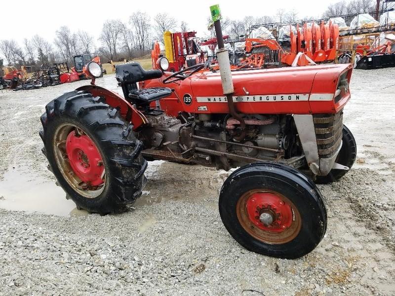 Massey Ferguson 135 Specs : Massey ferguson tractor aurora in machinery pete