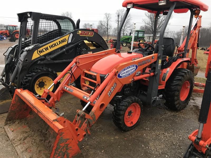 Kubota B26 Tractor