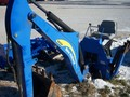 2011 New Holland 940GH Backhoe and Excavator Attachment