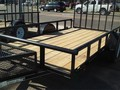 2016 Carry-On 6x12 Flatbed Trailer