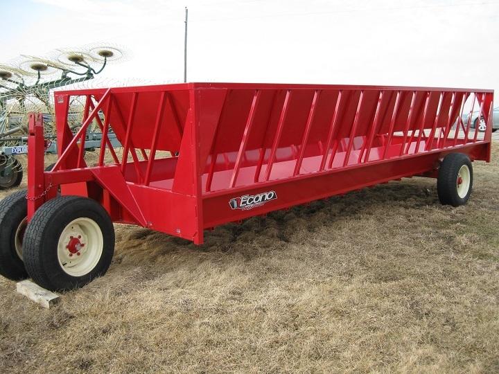 2020 John B.M. Mfg Econo Grazer 20 Feed Wagon