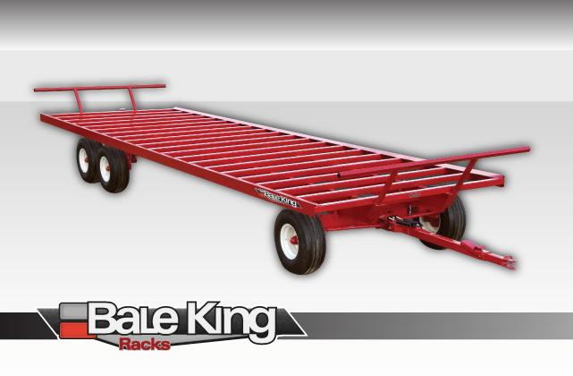 2020 John B.M. Mfg BALE KING Hay Rack
