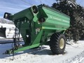 2010 J&M 750-18 Grain Cart