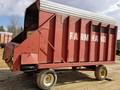 1977 Farmhand F48B Forage Wagon
