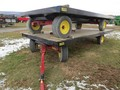 2017 Stoltzfus 8.5x20 Bale Wagons and Trailer