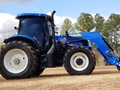 2014 New Holland T6.155 Tractor