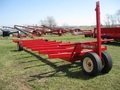 2021 John B.M. Mfg Mighty Bale Mover Bale Wagons and Trailer