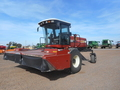Hesston 9260 Self-Propelled Windrowers and Swather