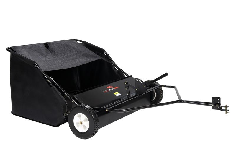 Brinly Lawn Sweeper Lawn and Garden