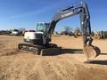 2013 Terex TC125 Excavators and Mini Excavator