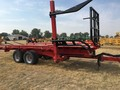 2017 Anderson TRB2000 Bale Wagons and Trailer