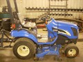 2006 New Holland TZ25DA Tractor
